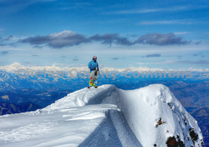On Top of the World , JPG Image Download - Jared Eygabroad, Chelan County Commons