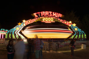 Starship 2000 Night Ridge , JPG Image Download - Travis Knoop, Chelan County Commons