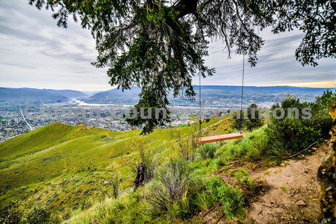 Above Wenatchee Swing