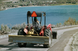 Lake Chelan Tractor , JPG Image Download - Jared Eygabroad, Chelan County Commons
