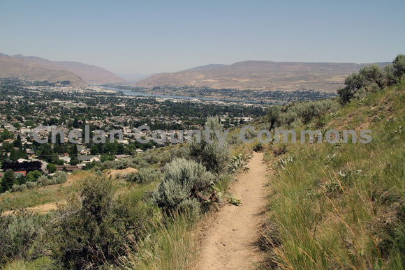 A High Wenatchee Trail , JPG Image Download - Keith Mickelson, Chelan County Commons