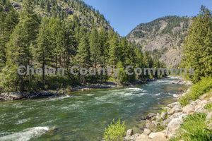Tumwater Canyon River View , JPG Image Download - Travis Knoop, Chelan County Commons