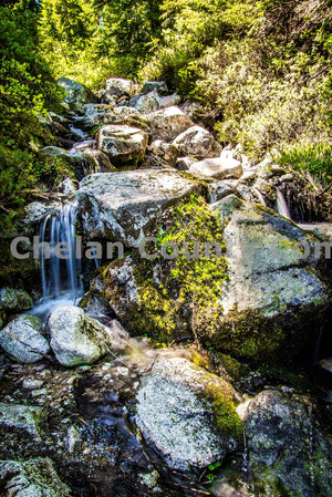 Valhalla Stream , JPG Image Download - Brian Mitchell, Chelan County Commons