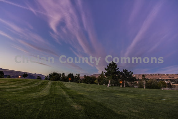 Evening At Walla Wall Park , JPG Image Download - Travis Knoop, Chelan County Commons