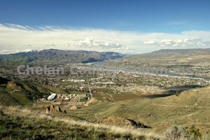 Wenatchee Looking North , JPG Image Download - Travis Knoop, Chelan County Commons