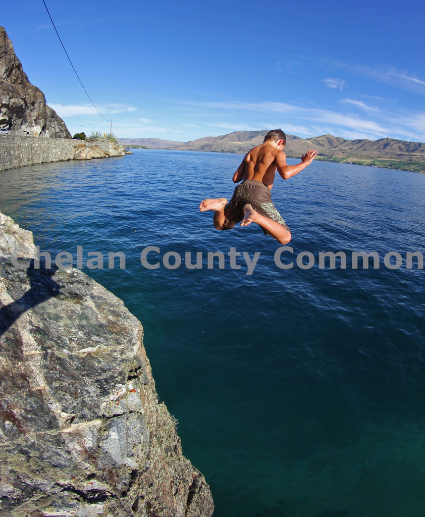 Little Leaper , JPG Image Download - Jared Eygabroad, Chelan County Commons
