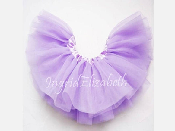Lavender TODDLER Ballerina SHORT Tutu / FAST Shipping / Child Toddler Costume, Birthday Tutus, Dress Up tutus, Dance tutu, Princess tutu