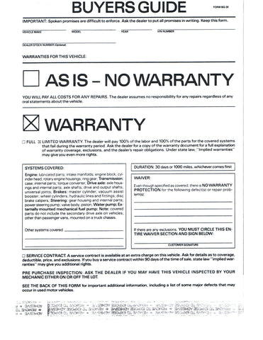 Minnesota Title Reassignment Forms – Northland's Dealer Supply Store