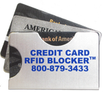Credit Card Blocker - Northland's Dealer Supply Store