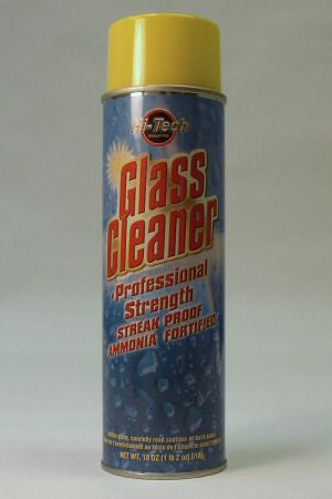 Hi Tech Glass Cleaner