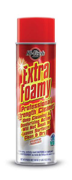 Hi Tech Extra Foamy Deep Cleaner - Northland's Dealer Supply Store