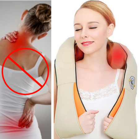 Image of The Best Neck and Shoulder Massager Vest