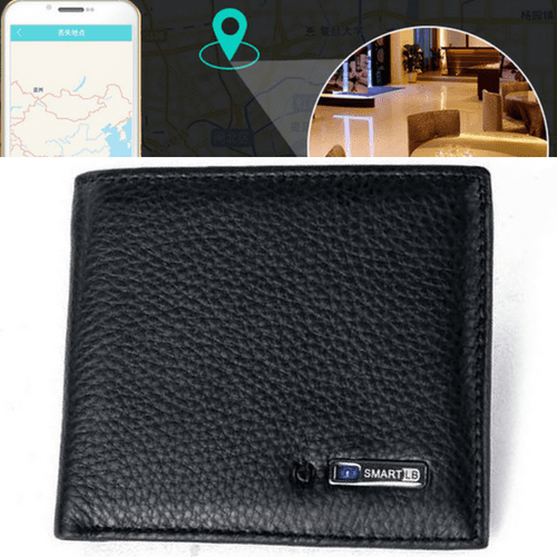 Anti Lost Smart Wallet
