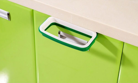 Image of Simple Cabinet Trash Can