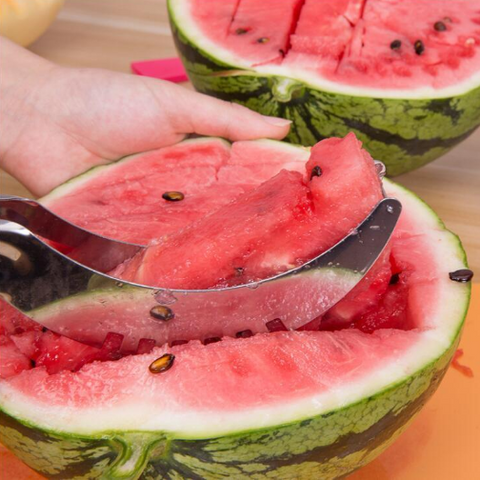 Image of Stainless Steel Watermelon Slicer
