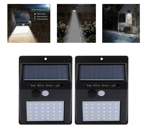 Image of Waterproof LED Solar Lights