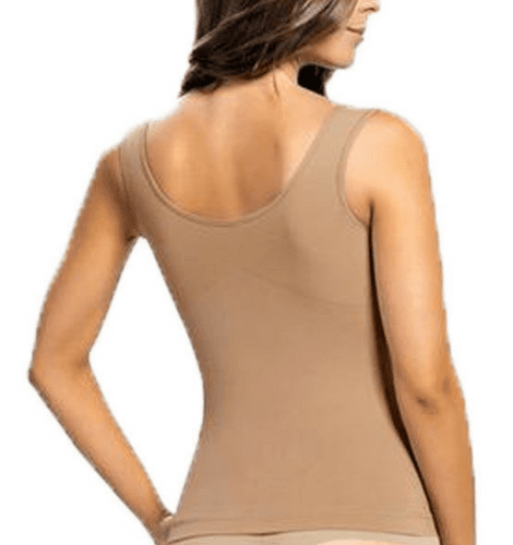 Women's Magic Slimming Undershirt - Slims down instantly in any outfit