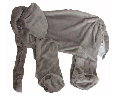 Elephant Plush Pillow – Elephant Plush Toy