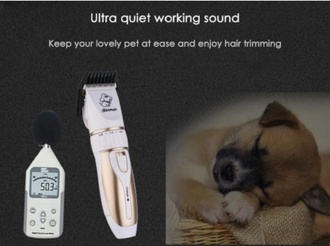 #1 Dog Hair Clippers