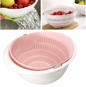 Magic Strainer Bowl – World's Best Drain Bowl