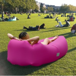 Image of Super Cozy Inflatable Hammock