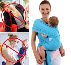 The Best Baby Wrap Carrier – Baby Carrier Sling