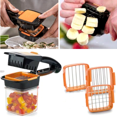 The Best Vegetable Dicer Chopper