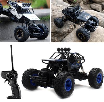 Image of The Best Remote Control Car - Rock Crawler
