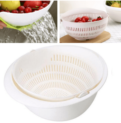 Image of Magic Strainer Bowl – World's Best Drain Bowl