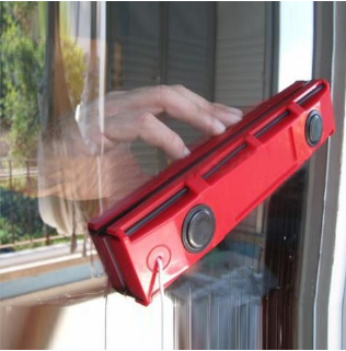 Image of Magnet Glass Window Cleaner – Best Way to Clean Outside Window