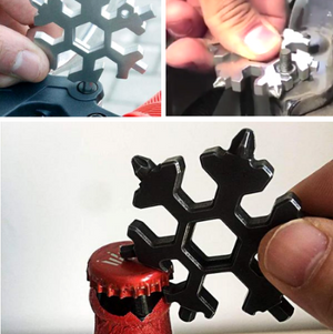 15-in-1 Hexagon Multi-Tool