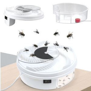 No Kill Flies Trap Device