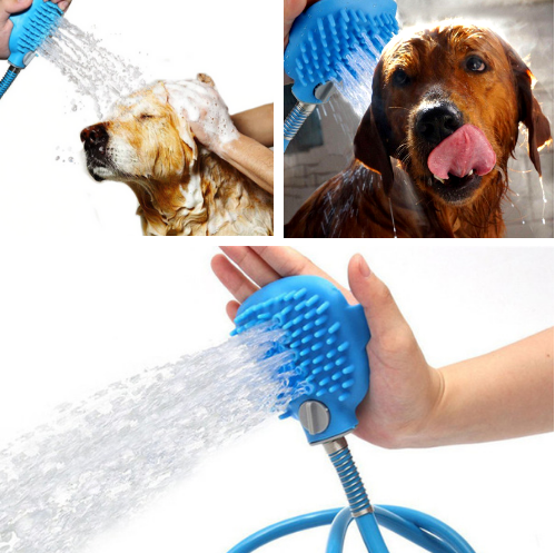 Dog Shower Sprayer – Pet Bathing Tool