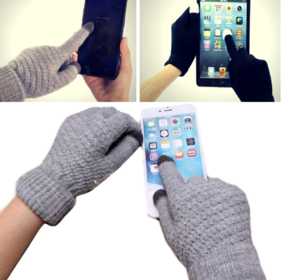 Magic Touch Screen Gloves