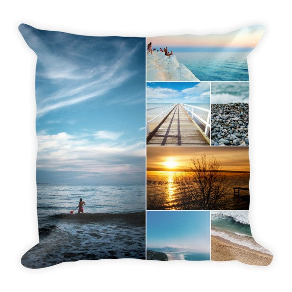 Vacation Pillow