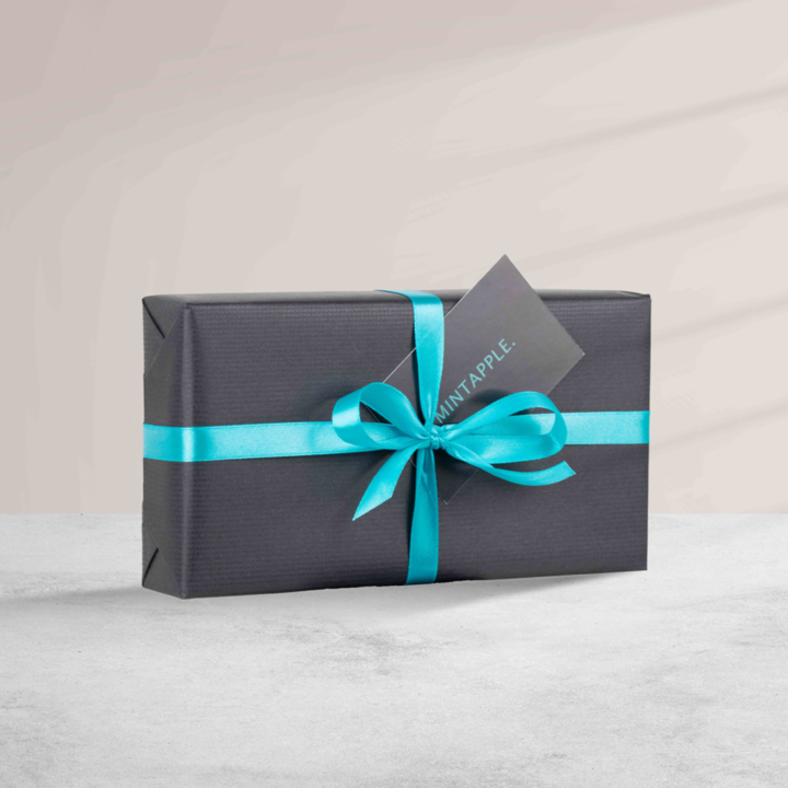 MINTAPPLE Gift Wrapping