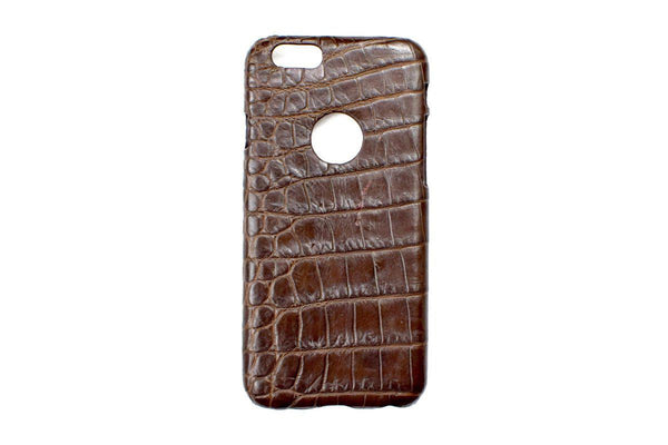 Genuine Exotic Crocodile iPhone 6/6s case #0014