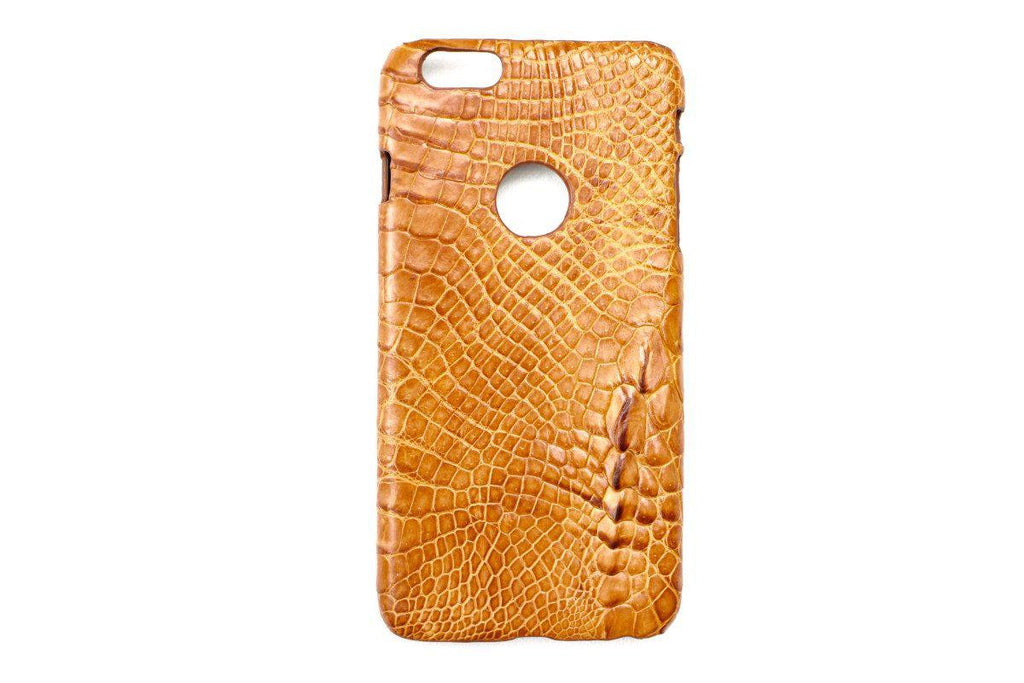 Apple Watch band Apple Watch straps Genuine Exotic Crocodile iPhone 6 & 6s case #0025 - Mintapple