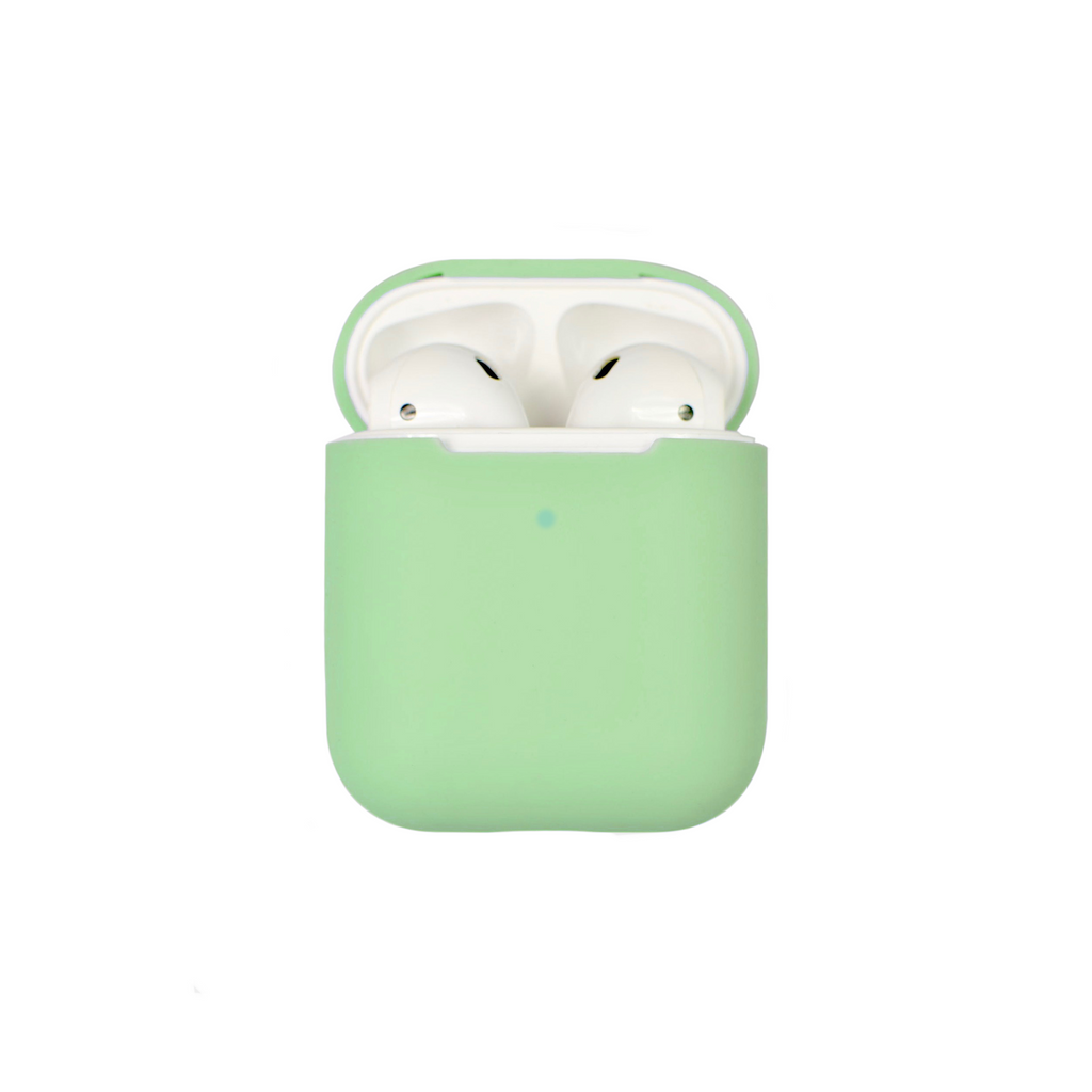 Apple Watch band Apple Watch straps Premium Airpod Case - Pale Green - Mintapple