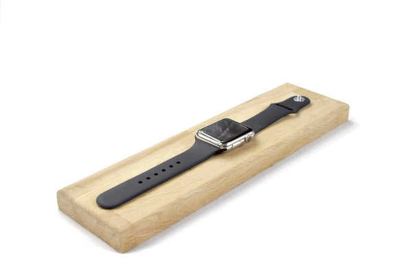 Apple Watch ' Elegance ' Stand / Dock - Oak