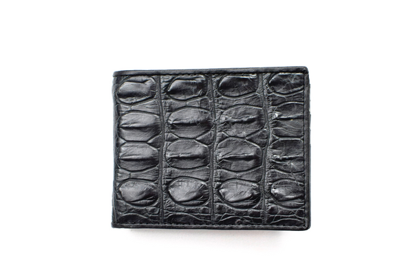 Genuine Exotic Crocodile skin wallet #0025