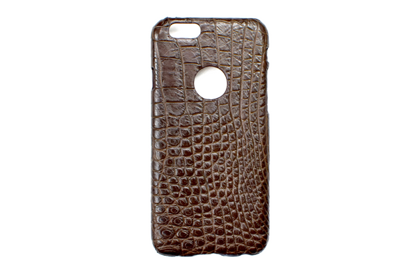 Genuine Exotic Crocodile iPhone 6/6s case #0016