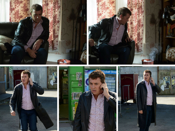 Sync With Style on Eastenders with Alfie Moon