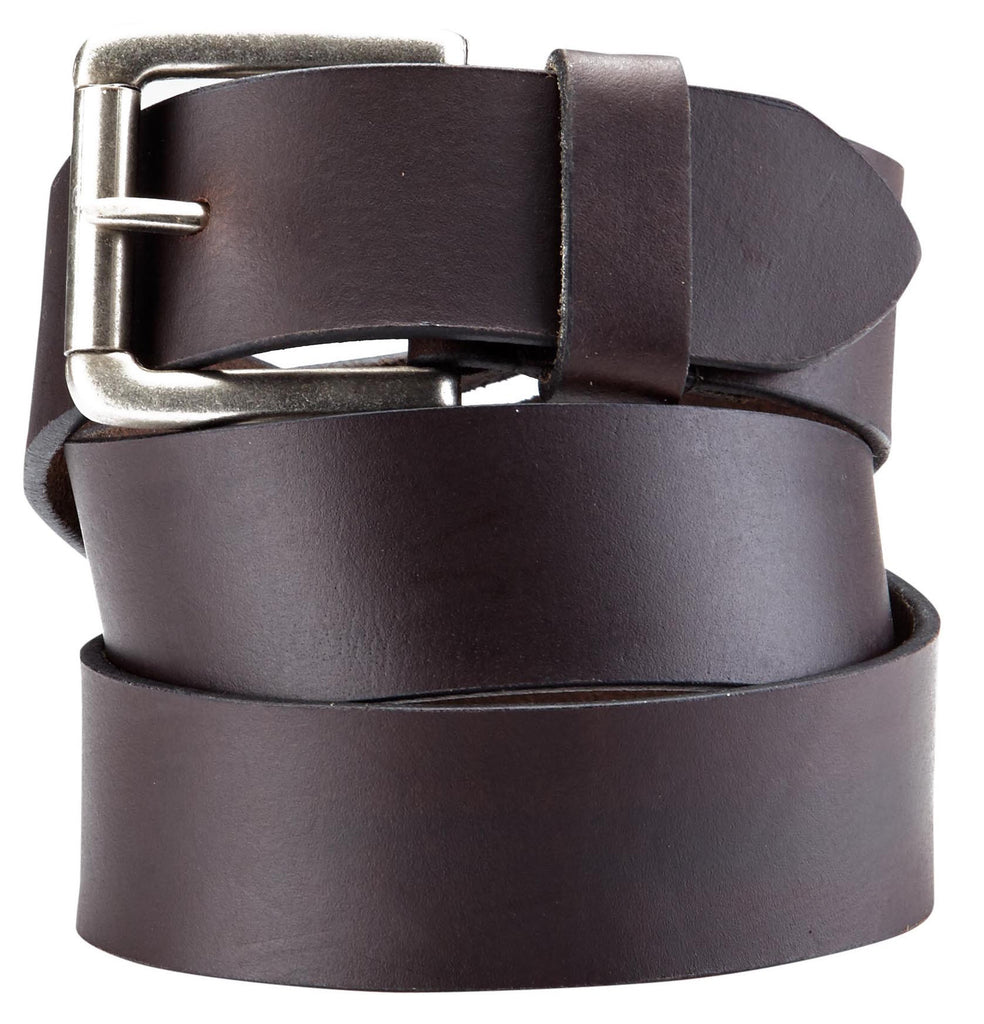 Bradley Crompton Mens Womens Unisex Brown Leather Casual Belt - Sync With Style - Casual Belts - BRADLEY CROMPTON  - 3