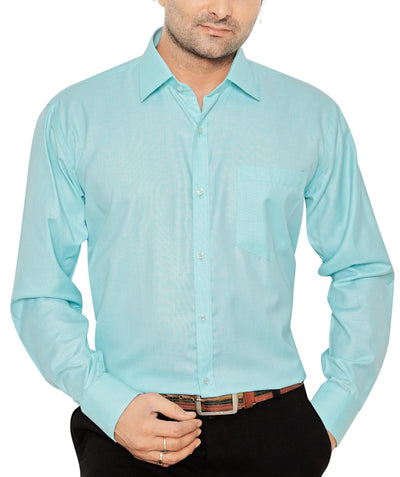 BRADLEY CROMPTON Men's Regular Fit Classic Long Sleeve Casual Shirt - Sync With Style - Casual Shirts - BRADLEY CROMPTON  - 1