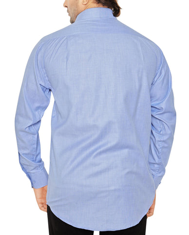 BRADLEY CROMPTON Men's Regular Fit Classic Long Sleeve Casual Shirt - Sync With Style - Casual Shirts - BRADLEY CROMPTON  - 2