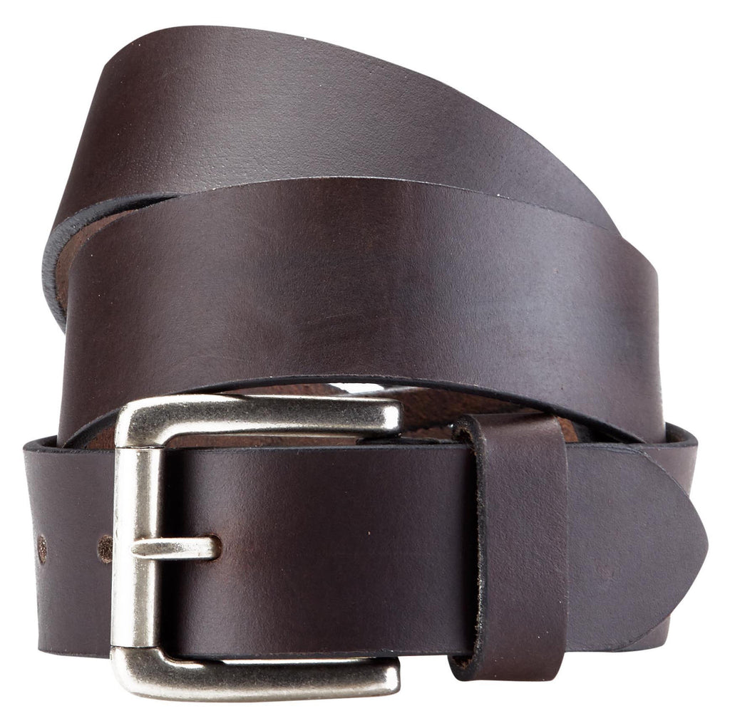 Bradley Crompton Mens Womens Unisex Brown Leather Casual Belt - Sync With Style - Casual Belts - BRADLEY CROMPTON  - 4