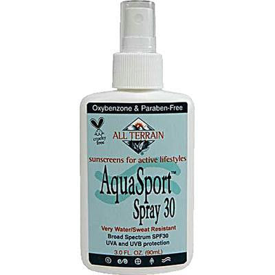 All Terrain Aquasport Spf30 Spray (1x3 Oz)