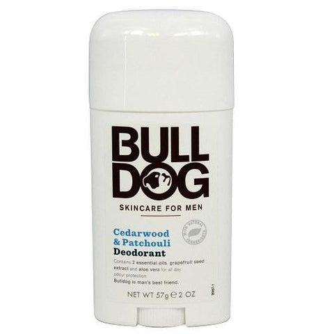 Bull Dog Sandalwood And Patchouli Deodorant (1x2 Oz)