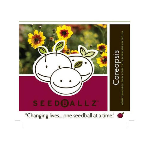 Seedballz Coreopsis (1x 4 Oz)